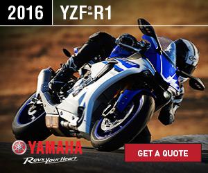 2016 Yamaha R1 ad
