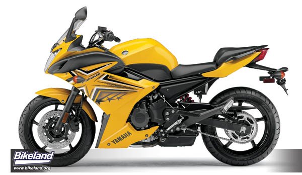 Yamaha Launches 2009 Model Lineup All New R1 Fz6r And