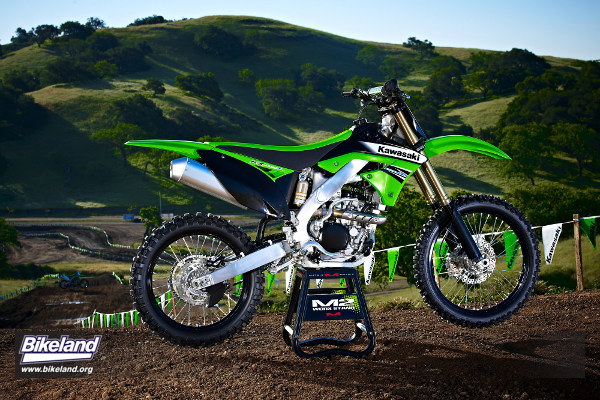Kawasaki 2011 Offroad Models Headlined By New KX250F