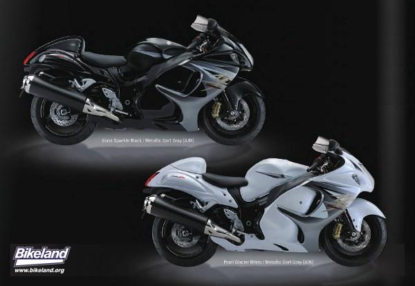 Suzuki gives 2013 Hayabusa New Brakes with ABS @ HAYABUSA