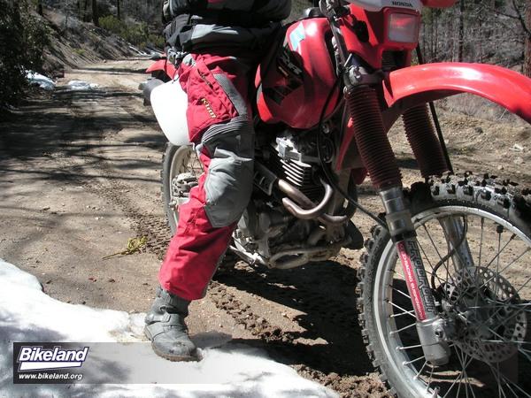 KLIM Dakar in The Boot Pant
