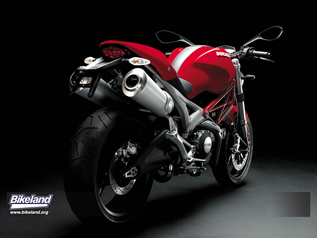 Ducati Announces 2008 Model Lineup Hi Res Photos Desmosuperbikescom Two Brothers Monster 696 Black Series Dual Slip On Exhaust Systems