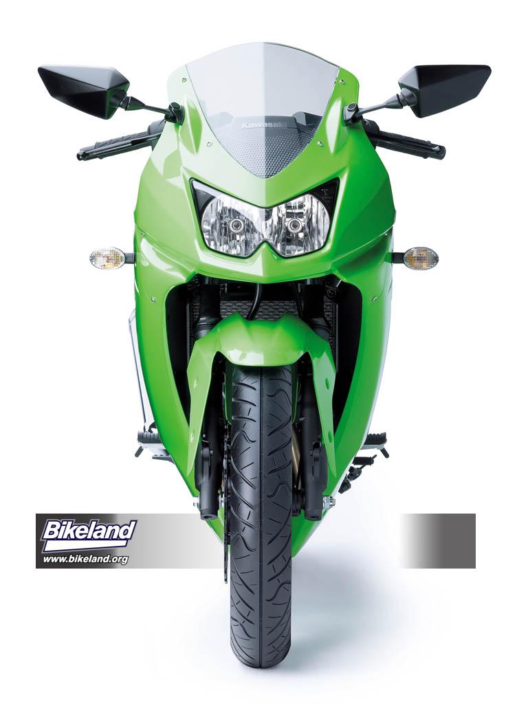 Kawasaki Unveils 2008 Model