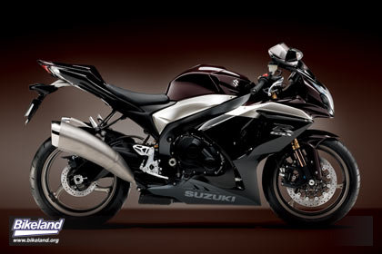 Suzuki Releases 2009 Model Lineup - All New GSX-R1000 Announced