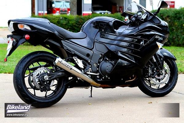 First Ride: 2012 Kawasaki ZX-14R