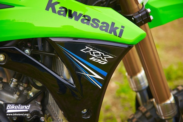 Kawasaki Releases New Kx250f Kx100 And Kx85 For 2014