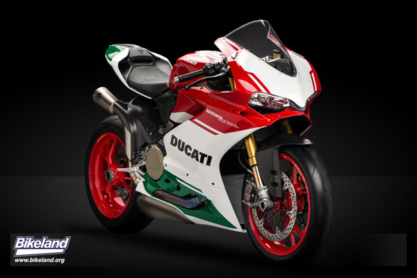 2018 Ducati Panigale Final Edition