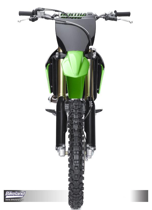 Kawasaki Kx450f Seat Height