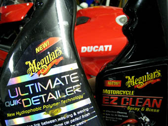it actually works meguiar 39 s quik detailer. Black Bedroom Furniture Sets. Home Design Ideas