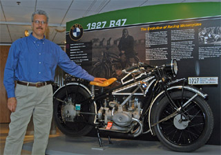Motorcycle Museum on Motorcycle Hall Of Fame Museum Presents  Bmw  The Mastery Of Speed